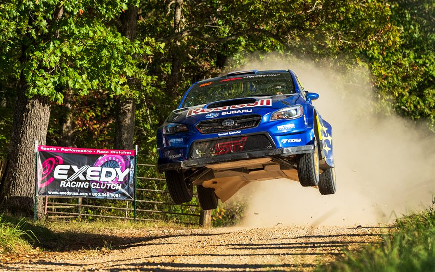 Subaru Scores 1-2 Victory at Show Me Rally; Brandon Semenuk Takes First U.S. Win