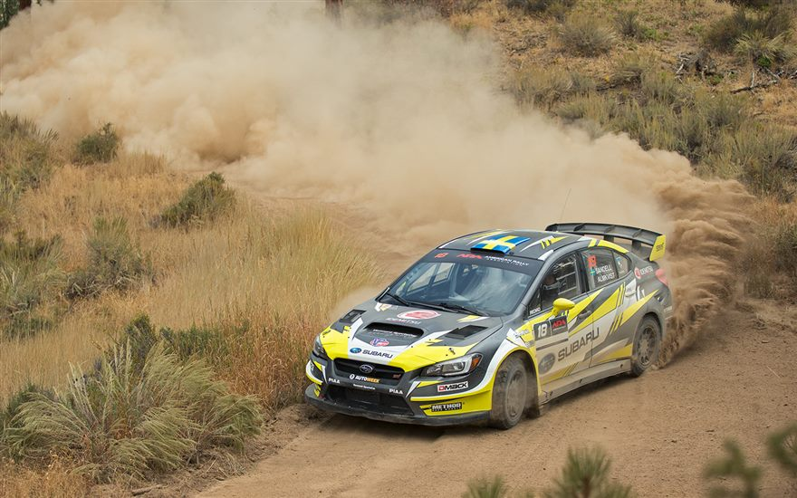 SRTUSA Ready for Idaho Rally