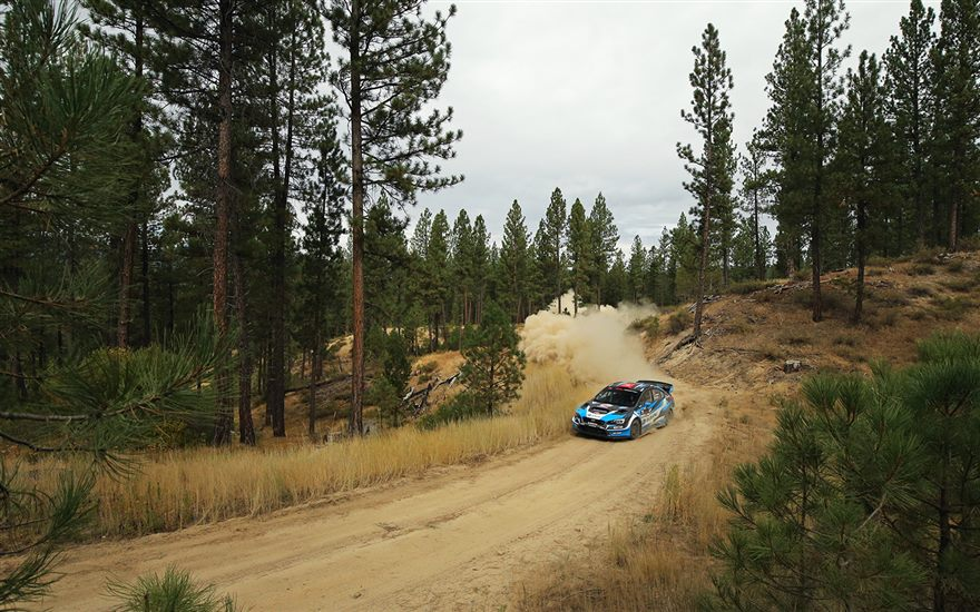 Idaho Rally 2018 - Day 1