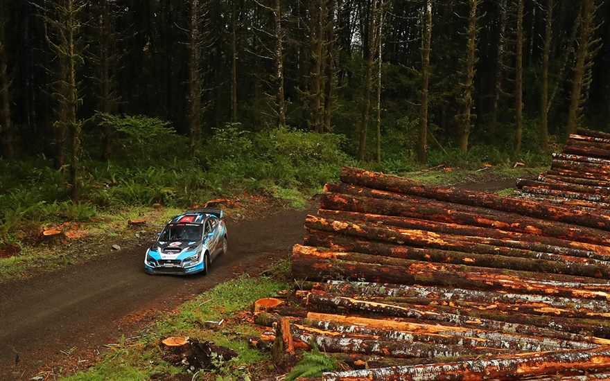 SRTUSA 1-2 After Day 1 of Tour de Forest