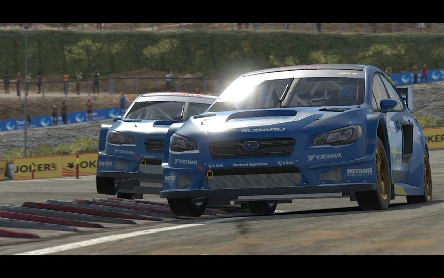 Subaru Partners with iRacing and Star Drivers for IRX Invitational Rallycross Series