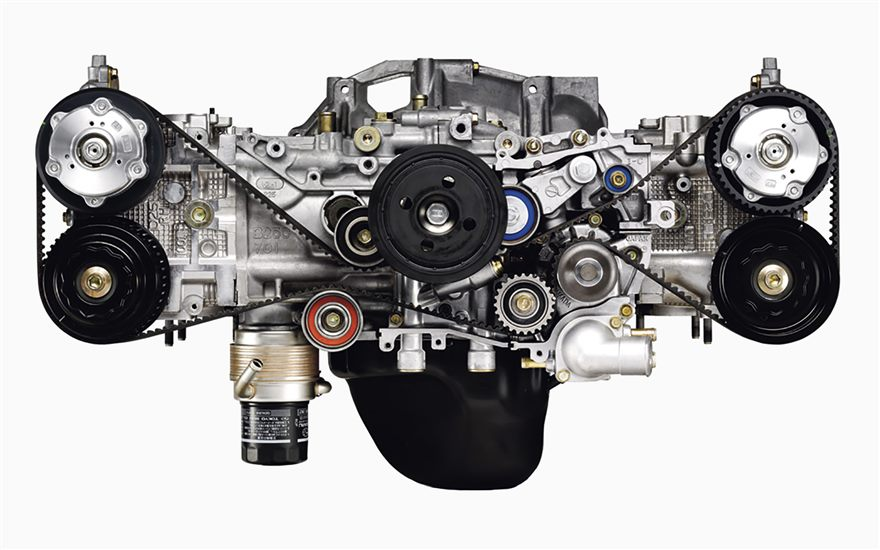 Subaru Boxer Engine >> Subaru Design Subaru Of America Official Subaru Site