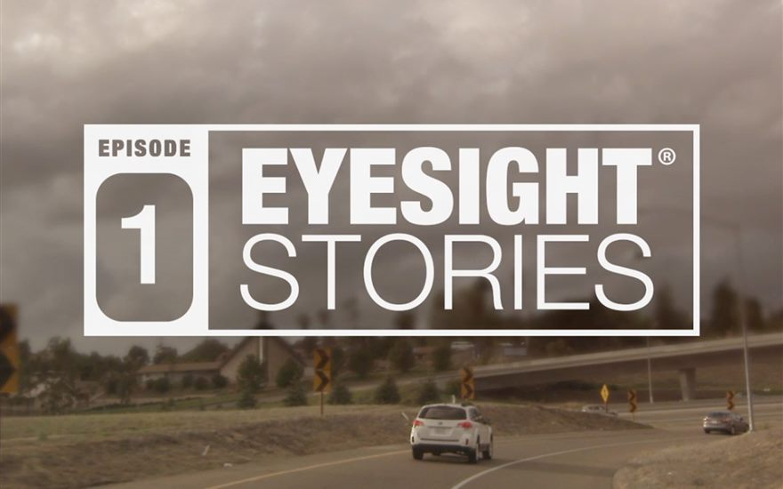 Subaru Eyesight Video >> Eyesight