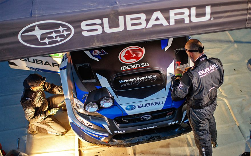 Subaru Rally Team USA Welcomes Idemitsu Lubricants America as Technical Partner and Sponsor for 2018