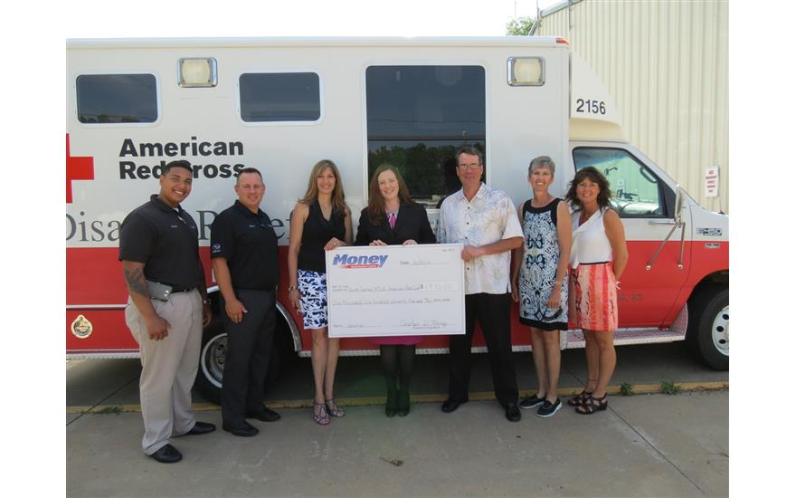 Money Subaru Partners with The North Central Kansas Chapter of the American Red Cross