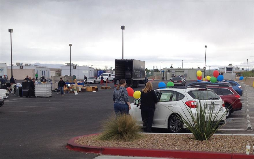 Subaru of Las Vegas teams up with Nevada Public Radio in recycling drive