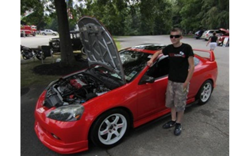 Johnstons Subaru Sponsors Important and Tuner Classes of annual carmeet