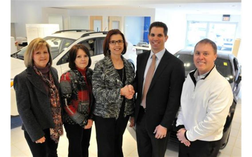 Delaney Subaru supports Hopeful Hearts Services