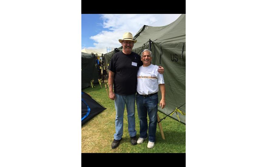 Operation Stand Down 2014 With Veterans Village of San Diego (VVSD)