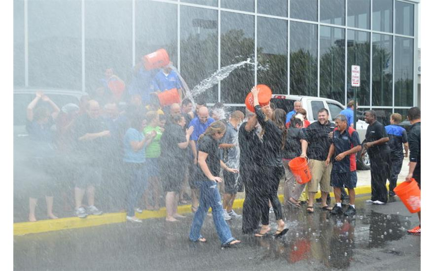 Dulles Motorcars Accepts the ALS Challenge