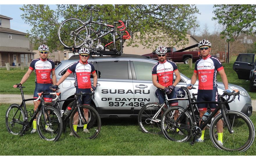 Cycling Programs With Team Dayton Cycling