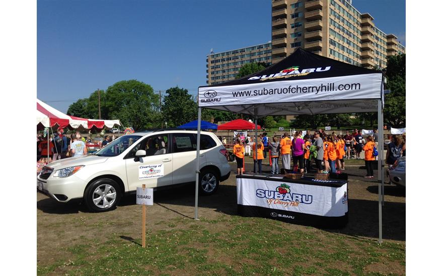 Subaru of Cherry Hill Sponsors