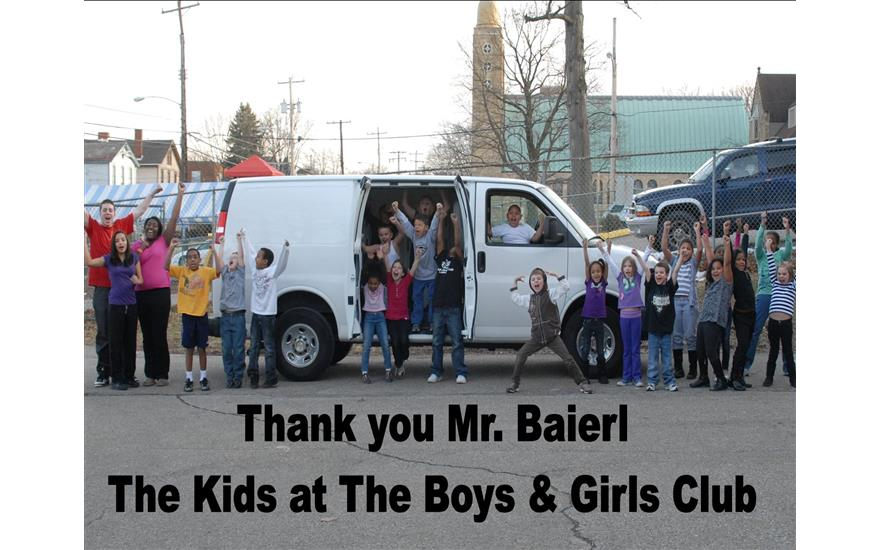 Baierl Subaru Supports Boys & Girls Clubs of Western PA