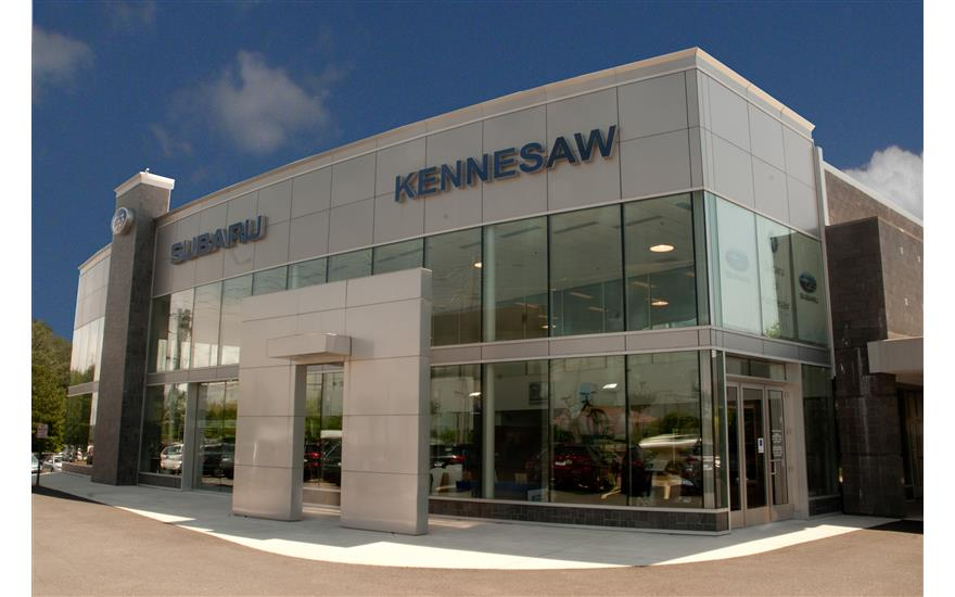 Subaru of Kennesaw Enthusiastic and Great Service