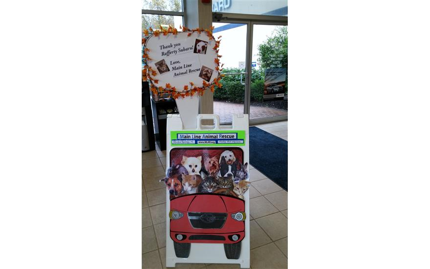 Rafferty Subaru Hosts An Event With