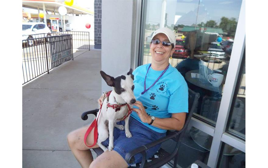 Ferguson Subaru Partners With Tulsa SPCA in an Adoption Event