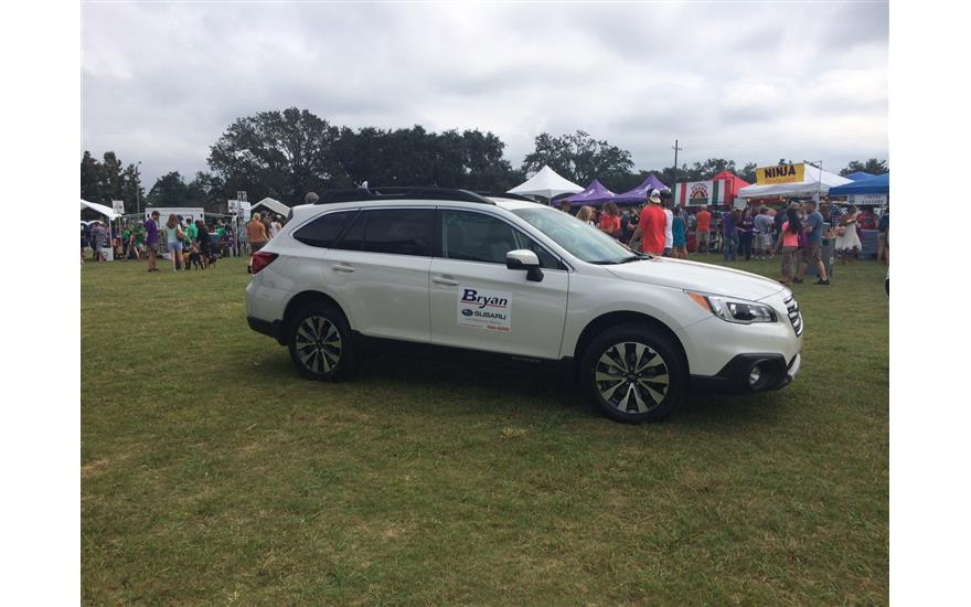 Bryan Subaru Participated in New Orleans on Tap Fundraiser