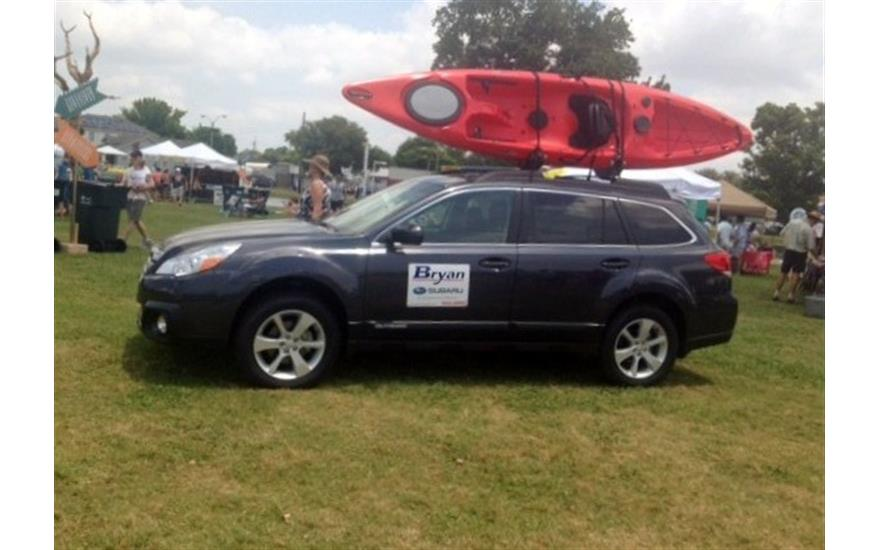 Bryan Subaru Sponsors The Mid City