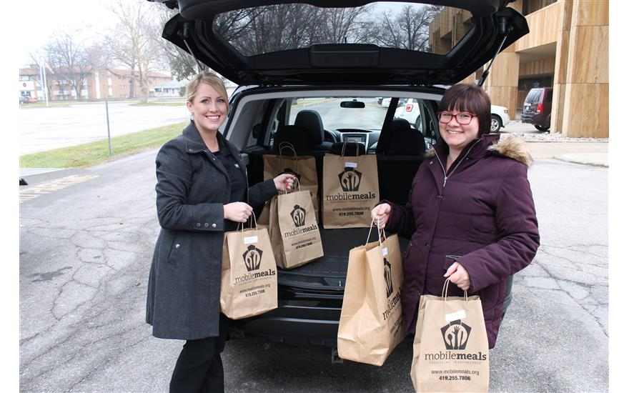 Yark Subaru's Community Partner Mobile Meals of Toledo