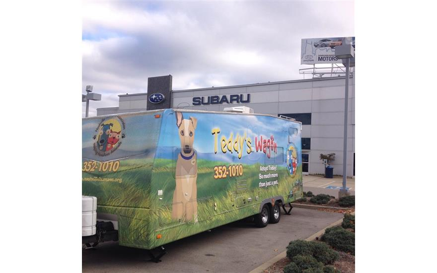 Downtown Subaru is a Proud Partner of Nashville Humane Association