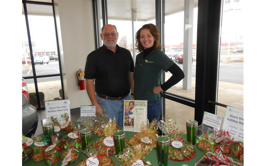 Fundraiser For Meals on Wheels