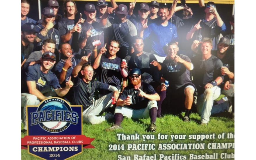 Marin Subaru Supports the San Rafael Pacifics