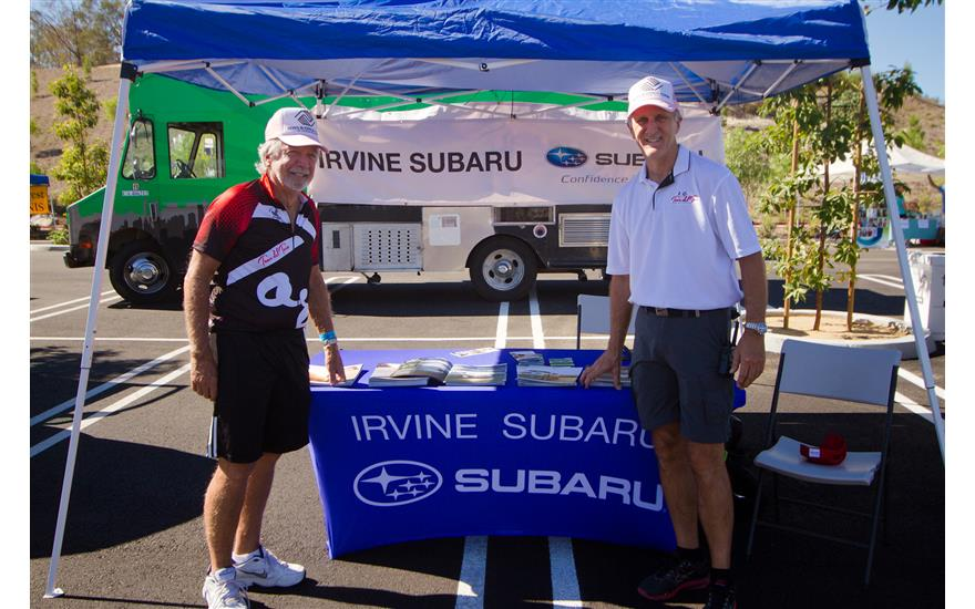 Irvine Subaru Proudly Support Kiwanis Club