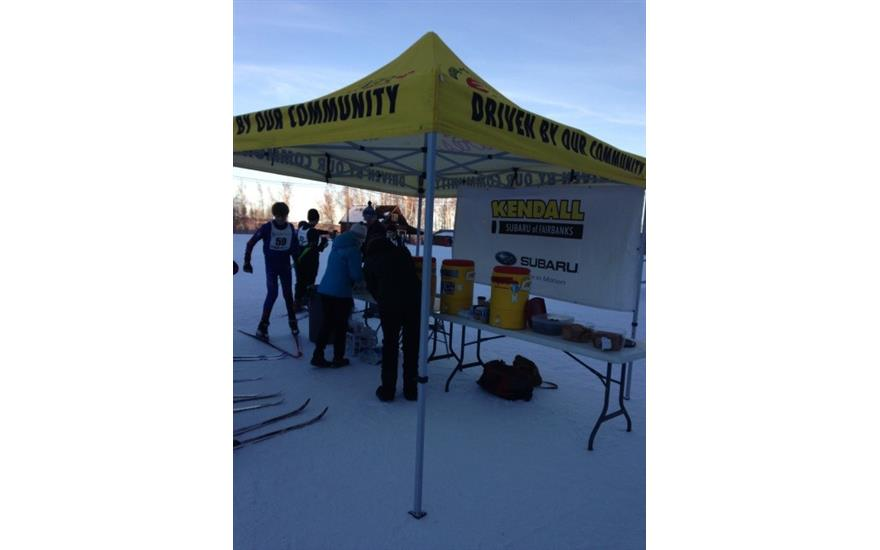 Kendall Subaru of Fairbanks Sponsors Fairbanks Nordic Ski Association