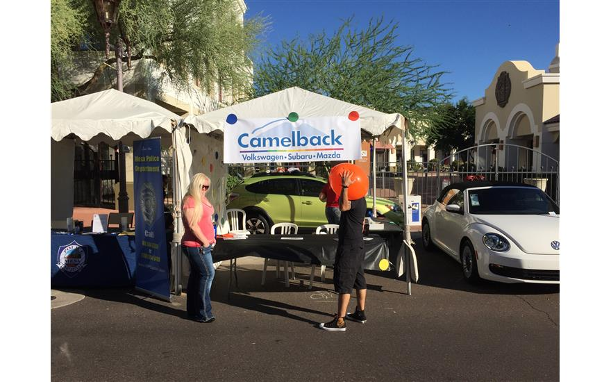 Camelback Subaru Proudly Sponsored the 2014 Phoenix Rainbows Festival