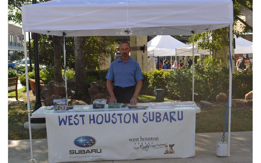West Houston Subaru Proudly Sponsors Howl-O-Ween Fundraiser!