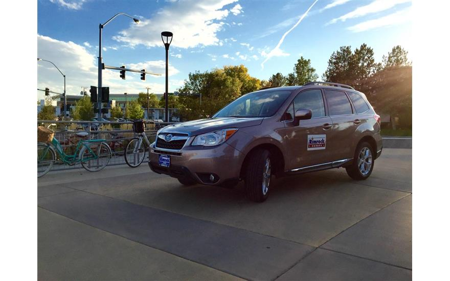 Rimrock Subaru Proudly Partners with BikeNet