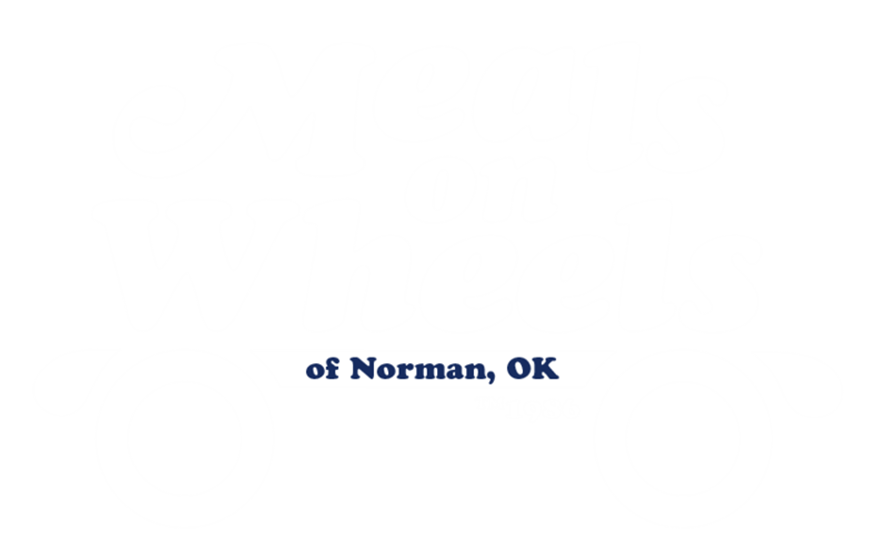 Meals on Wheels, Norman, OK