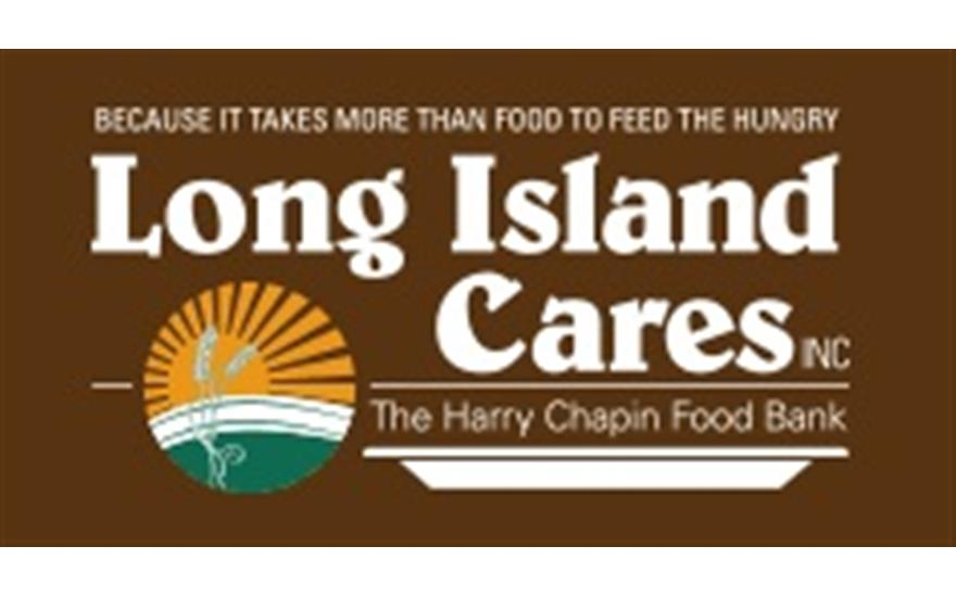 Long Island Cares, Happy Chapin Food Bank Holiday