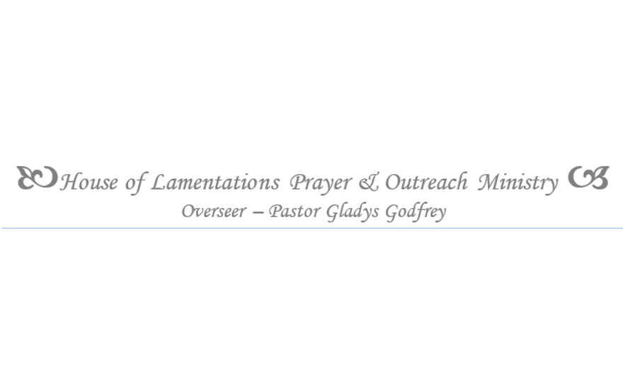 House of Lamentations Prayer & Outreach Ministry