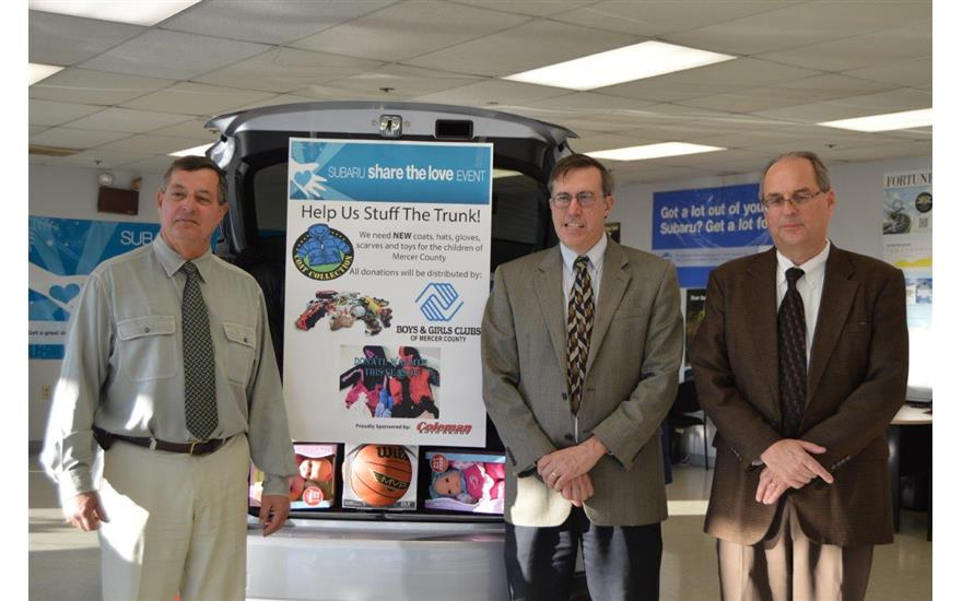 Coleman Subaru supporting New Jersey's future