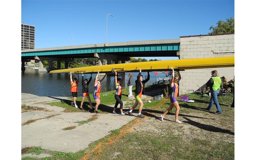 Community and Competitive Rowing Support