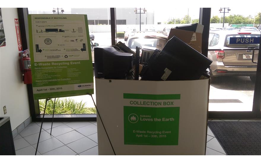 E- Waste Recycling Event
