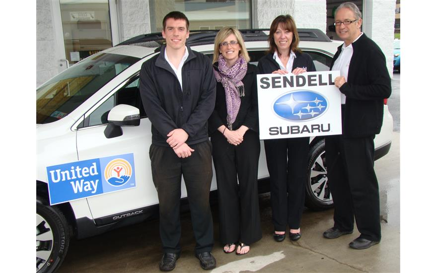 Rewarding Community Champions with Sendell
