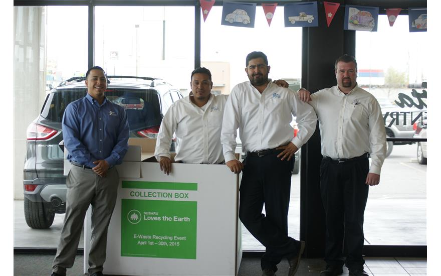 Gentry Subaru - Ontario, OR honored to support!