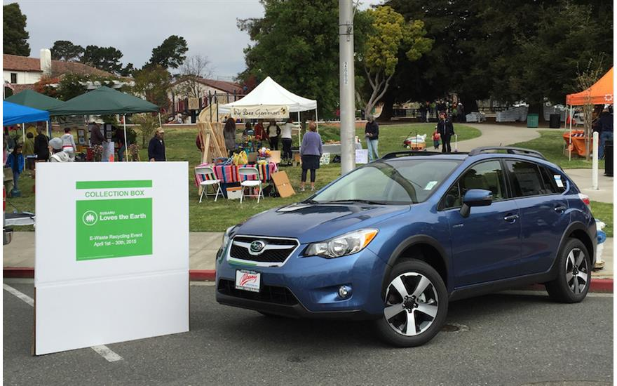 Albany Subaru at the Arts & Green Festival