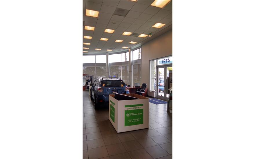 Kearny Mesa Subaru loves the Earth!