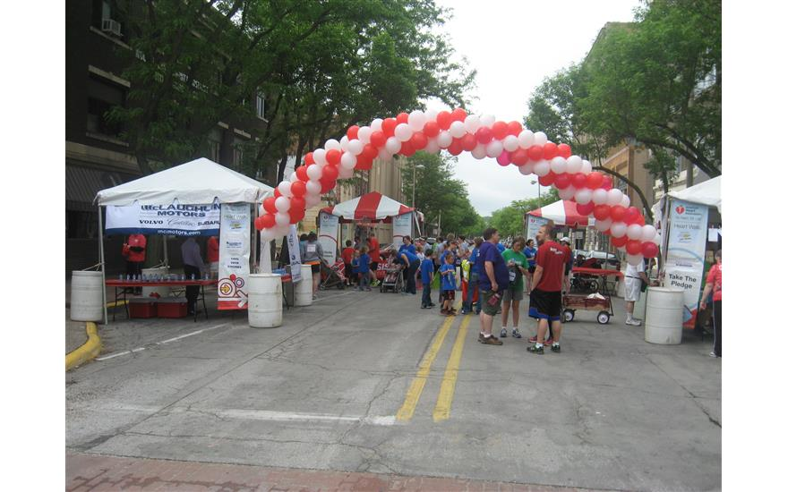 McLaughlin Subaru supports the 2015 QC Heart Walk
