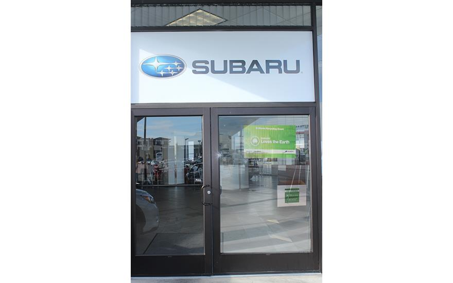 Putnam Subaru Loves being part of the Solution