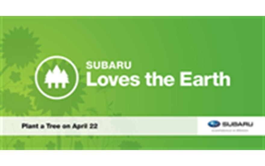 Stevens Creek Subaru Loves The Earth!