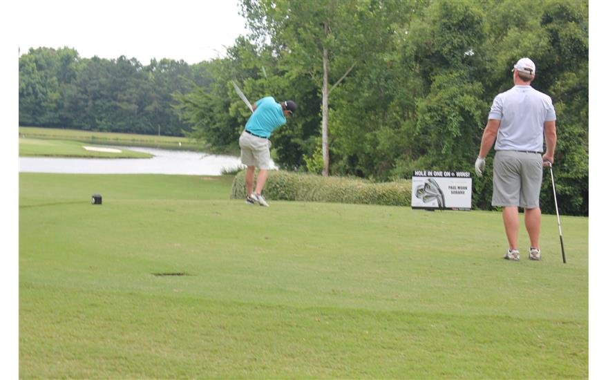 Hospice Ministries 15th Annual Golf Tournament