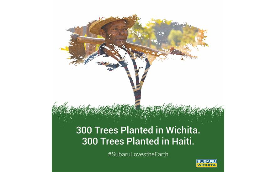 Subaru of Wichita Celebrates Earth Month