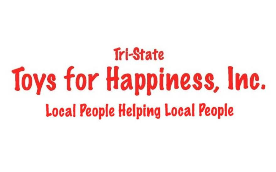Tri-State Toys for Happiness