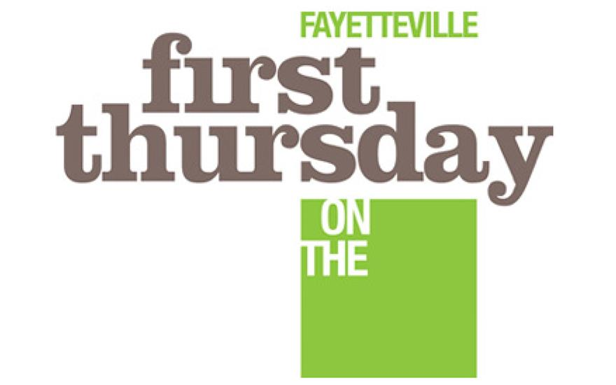 First Thursday on the Fayetteville Square