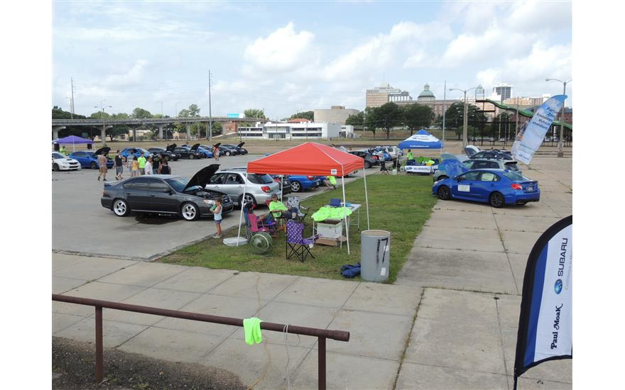 1st Annual Subaru of Mississippi Expo