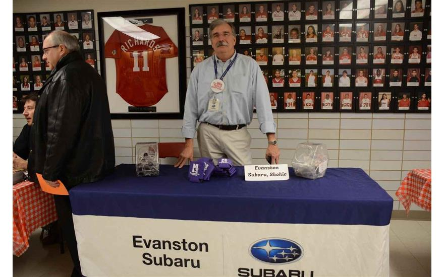 Evanston Subaru supports local schools & students